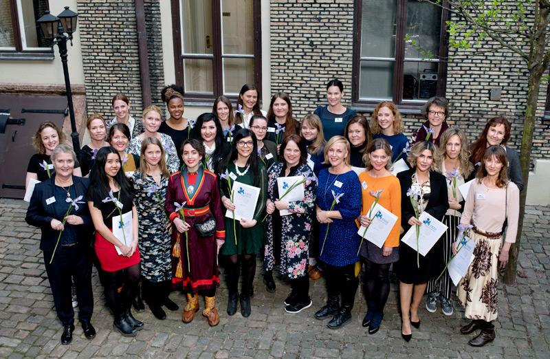 2019 års Irisstipendiater