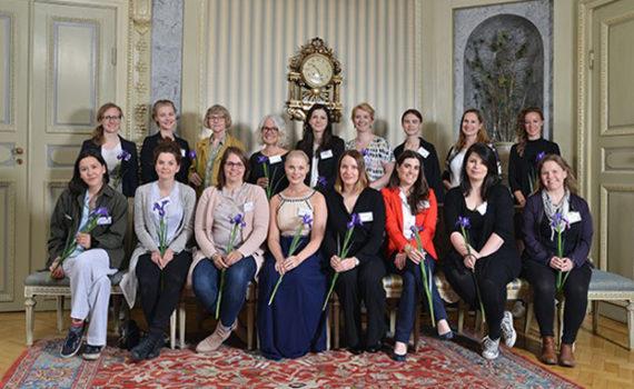2017 års Irisstipendiater